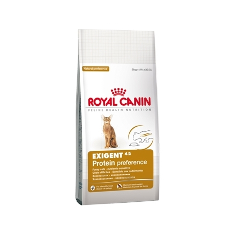 Royal Canin Exigent 42