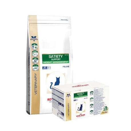 Royal Canin Satiety Support SAT 34