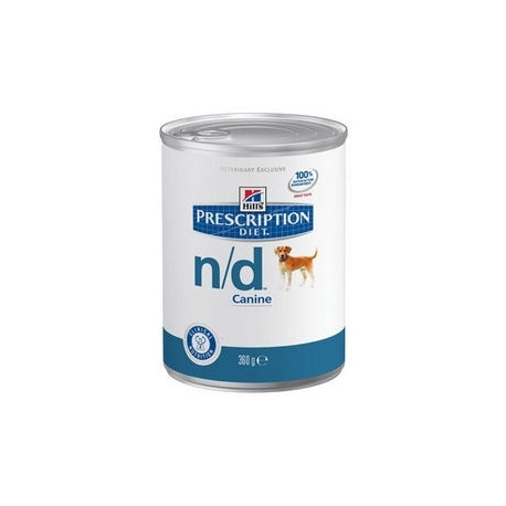 Hill's Prescription Diet Canine n/d 12x360g