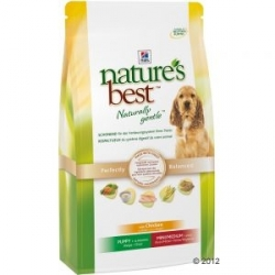 Hill's Nature's Best Canine Puppy Cachorro Pequeño / Mediano