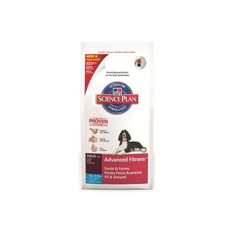 Hill's Science Plan Canine Adult Advanced Fitness Medium con atún y arroz